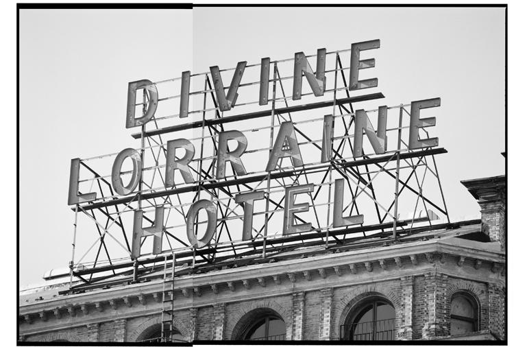 DIVINE LORRAINE, 2007